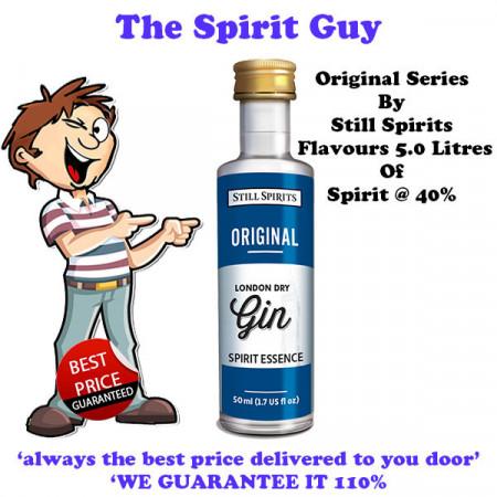 London Dry Gin - Original Series