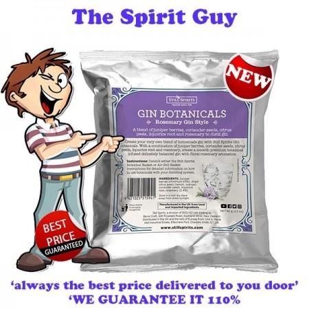 GIN BOTANICALS - ROSEMARY GIN