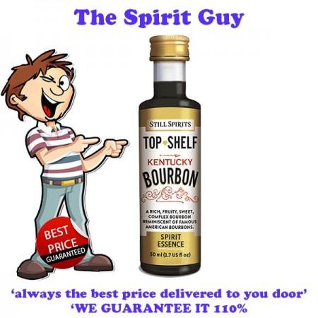Kentucky Bourbon ( Jim Beam ) Top Shelf Spirit Flavouring Essence