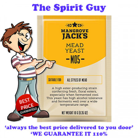 M05 Mead Yeast - 10G - Mangrove Jack's