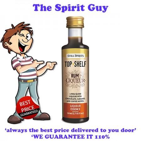 Rum Top Shelf Liqueur Essence