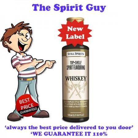 Whiskey ( Scotch Whiskey ) Top Shelf Spirit Flavouring Essence