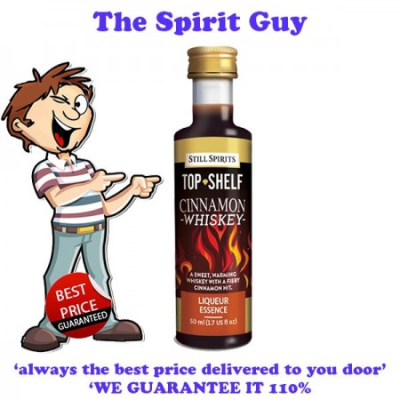 Cinnamon Whiskey ( Fireball ) Top Shelf Liqueur Essence