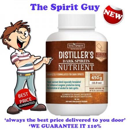DISTILLERS DARK SPIRIT NUTRIENT