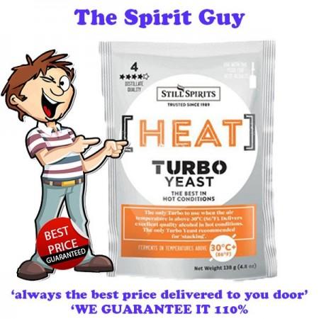 Heat Turbo Yeast