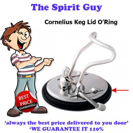 Keg Lid O'Ring Seal - Cornelius
