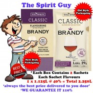 BRANDY - CLASSIC SPIRIT ESSENCE - 30152-2