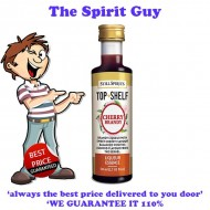 Cherry Brandy Top Shelf Liqueur Essence & Base Pack - A