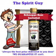 Blackberry Schnapps Liqueur Essence Flavouring & Base Pack