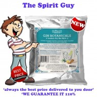 GIN BOTANICALS - LONDON DRY GIN
