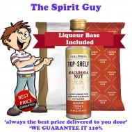 Macadamia Nut Top Shelf Liqueur Essence & Base Pack - B