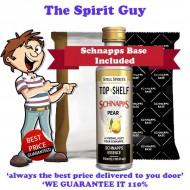 Pear Schnapps Liqueur Essence Flavouring & Base Pack