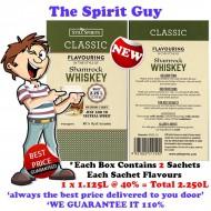 SHAMROCK IRISH WHISKEY - CLASSIC SPIRIT ESSENCE - 30167-2