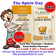 SPICED GOLD RUM - CLASSIC SPIRIT ESSENCE - 30166-2