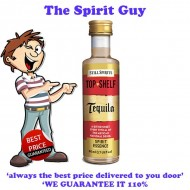 Tequila ( Pepe Lopez ) Top Shelf Spirit Flavouring Essence