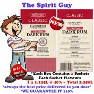 CALYPSO DARK RUM - CLASSIC SPIRIT ESSENCE - 30159-2