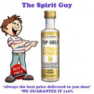 Citrus Vodka ( Absolut Citron) Top Shelf Spirit Flavouring Essence