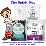 Classic 6 Turbo Yeast - Combo Pack