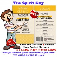 QUEENSLAND GOLD RUM - CLASSIC SPIRIT ESSENCE - 30156-2