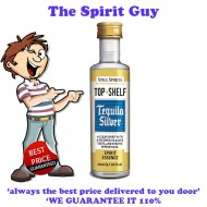 Tequila Silver ( Jose Cuervo Silver ) Top Shelf Spirit Flavouring Essence