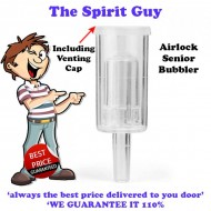 Airlock Bubbler 3 Piece @ $2.99 ea