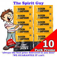 Beer Finings ( 10 Pack )