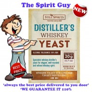 DISTILLERS WHISKEY YEAST - 50220