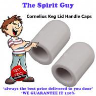 Keg Lid Handle Closure Feet 2 Pack - Cornelius