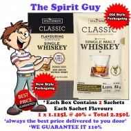 SINGLE WHISKEY - CLASSIC SPIRIT ESSENCE - 30165-2