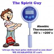 Alembic Pot Arm Digital Thermometer - Genuine Still Spirits