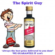 Aussie Red Rum ( Bundaberg ) Top Shelf Spirit Flavouring Essence