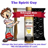 Banana Schnapps Liqueur Essence Flavouring & Base Pack