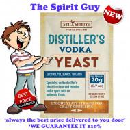 Distillers Vodka Yeast Combo Pack
