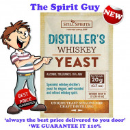 Distillers Whiskey Yeast Combo Pack