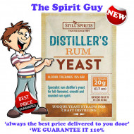 Distillers Rum Yeast Combo Pack Promo - Glucoamylase Enzyme
