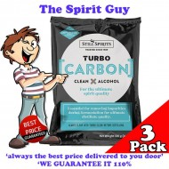 Liquid Turbo Carbon ( 3 Pack )