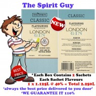 LONDON DRY GIN - CLASSIC SPIRIT ESSENCE - 30155-2