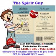 LONDON DRY GIN - CLASSIC SPIRIT ESSENCE - 30155-2