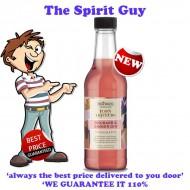 Rhubarb & Ginger Gin - ICON Premix LIQUEUR ESSENCE