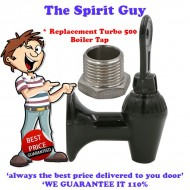 T500 Boiler Replacement Tap & Nut