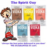 Vodka Shot Series 5 Pack Promo