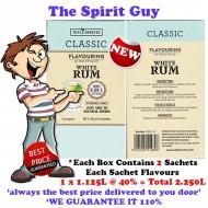 WHITE RUM - CLASSIC SPIRIT ESSENCE - 30163-2
