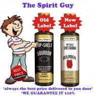 Bourbon Top Shelf Spirit Flavouring Essence