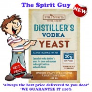 DISTILLERS VODKA YEAST - 50224