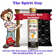Peach Schnapps Liqueur Essence Flavouring & Base Pack