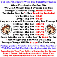 Port Ruby Top Shelf Spirit Essence Flavouring & Base Pack 260g