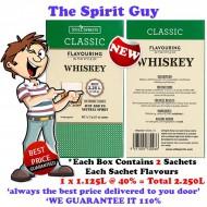 WHISKEY - CLASSIC SPIRIT ESSENCE - 30150-2