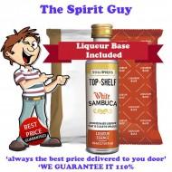 White Sambuca Top Shelf Liqueur Essence & Base Pack - B