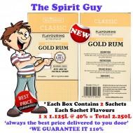 AUSTRALIAN GOLD RUM - CLASSIC SPIRIT ESSENCE - 30214-2