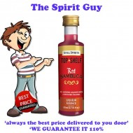 Red Sambuca Top Shelf Liqueur Essence & Base Pack - A